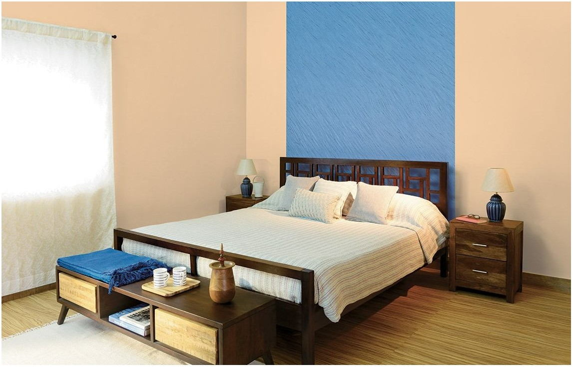Asian Paints Martain Sky Living Room