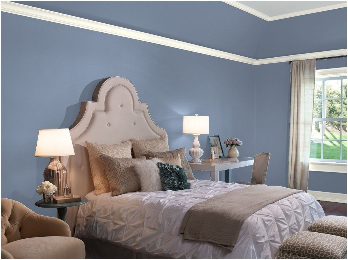 Benjamin Moore Living Room Paint Blue