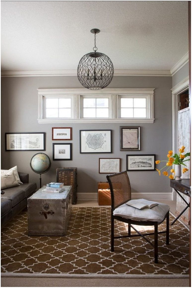 Best Bungalow Living Room Paint Colors