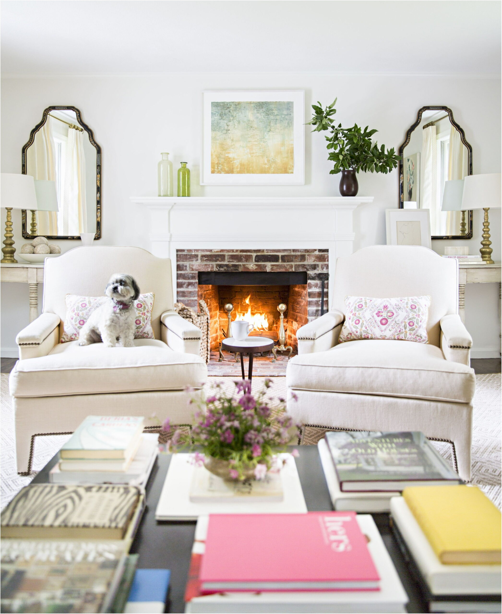 Best White Paint For Dark Living Room
