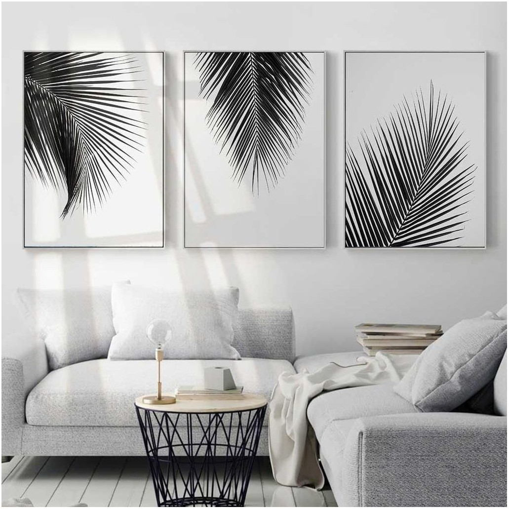 Black And White Paintings Living Room Ideas