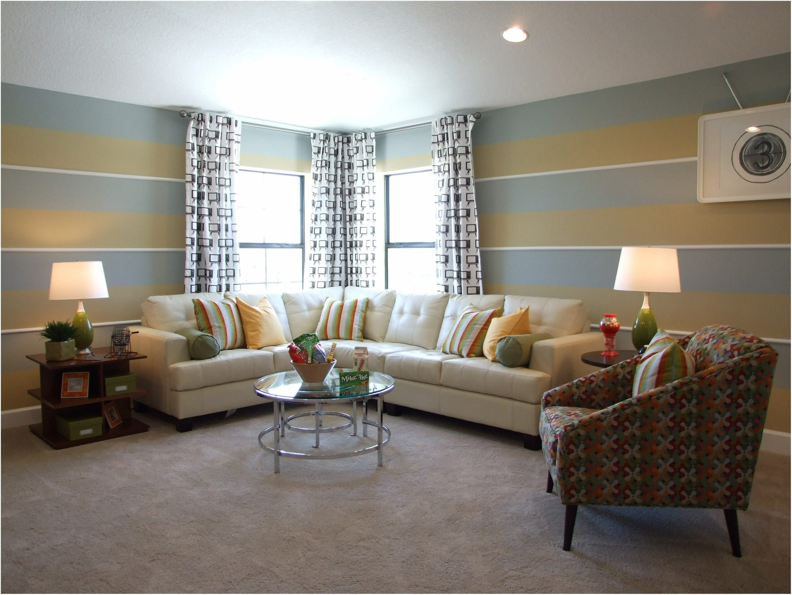 Cool Ways To Paint Your Living Room