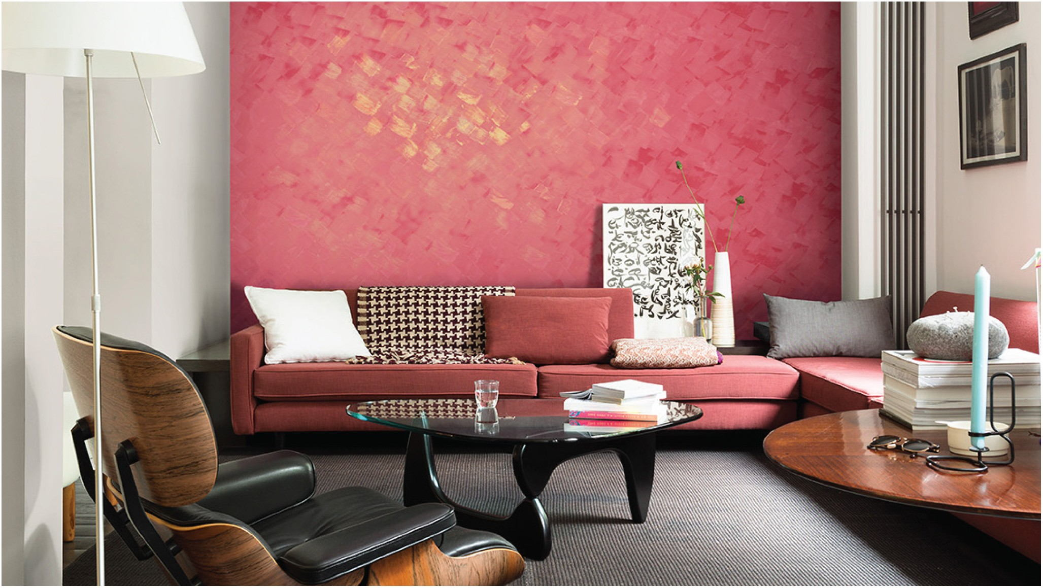 Dulux Texture Paint For Living Room