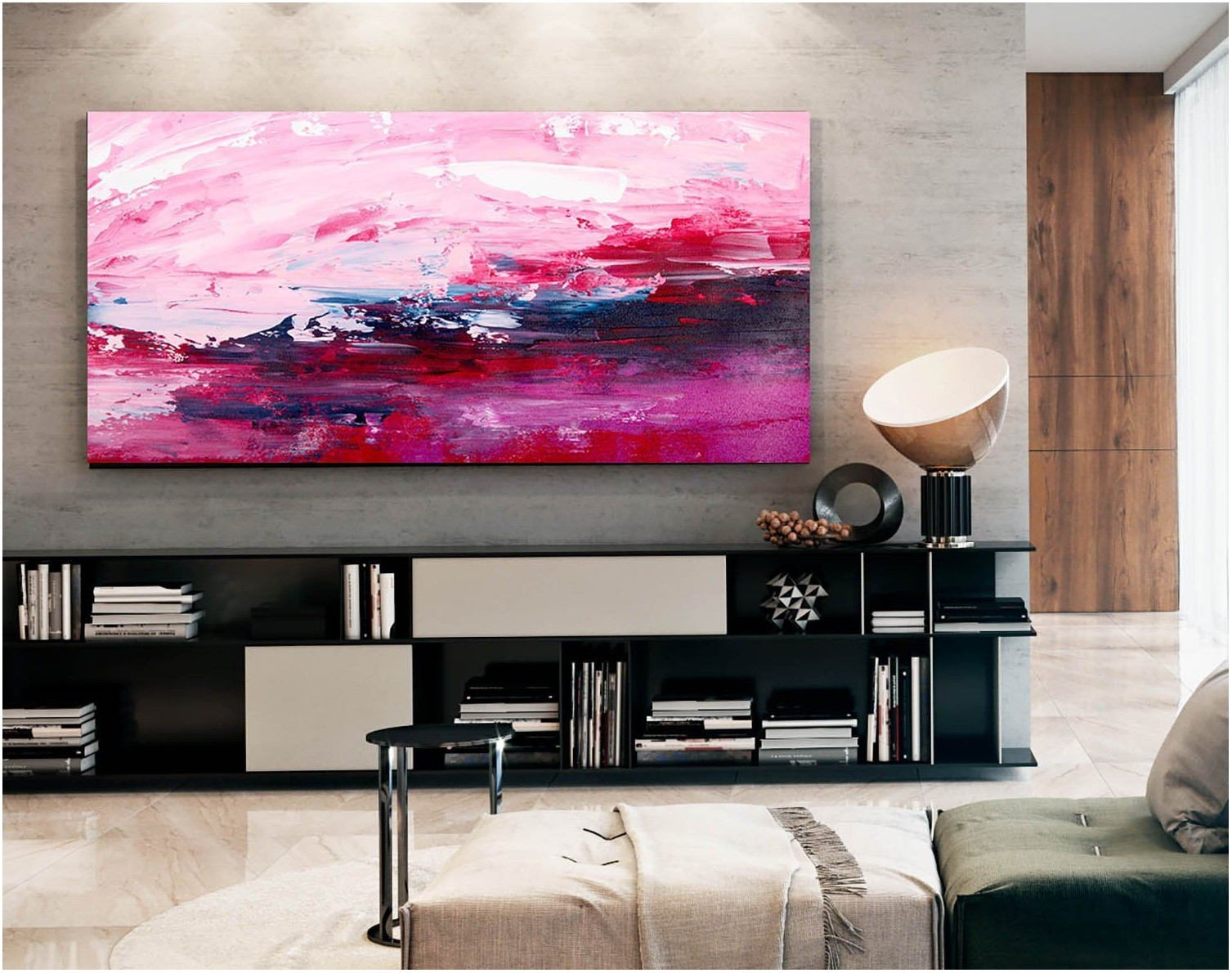 Extra Large Living Room Paintings