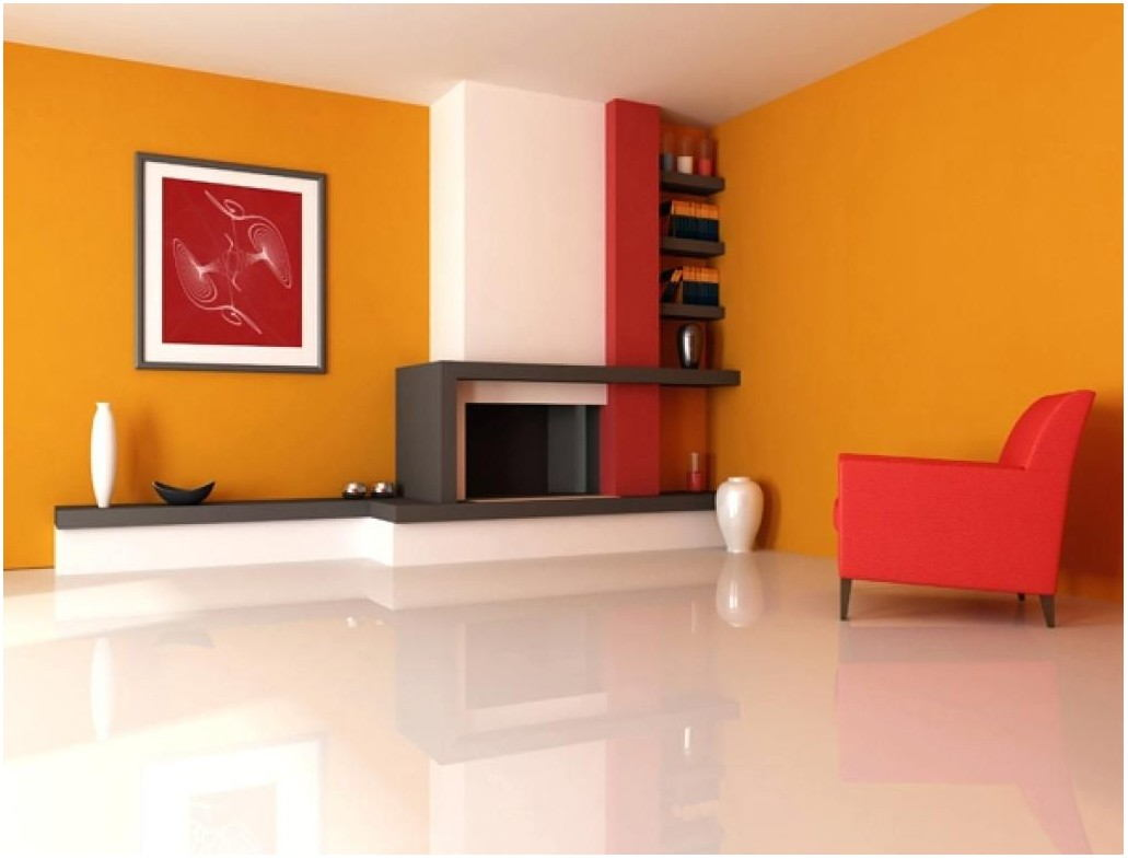 Hallway And Living Room Paint Colors