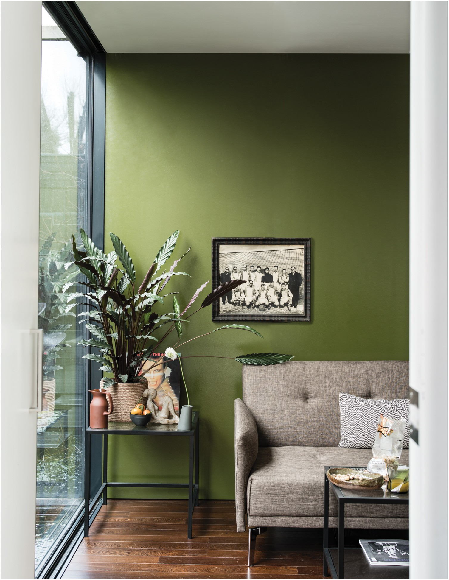 Ideal Paint Color For Living Room