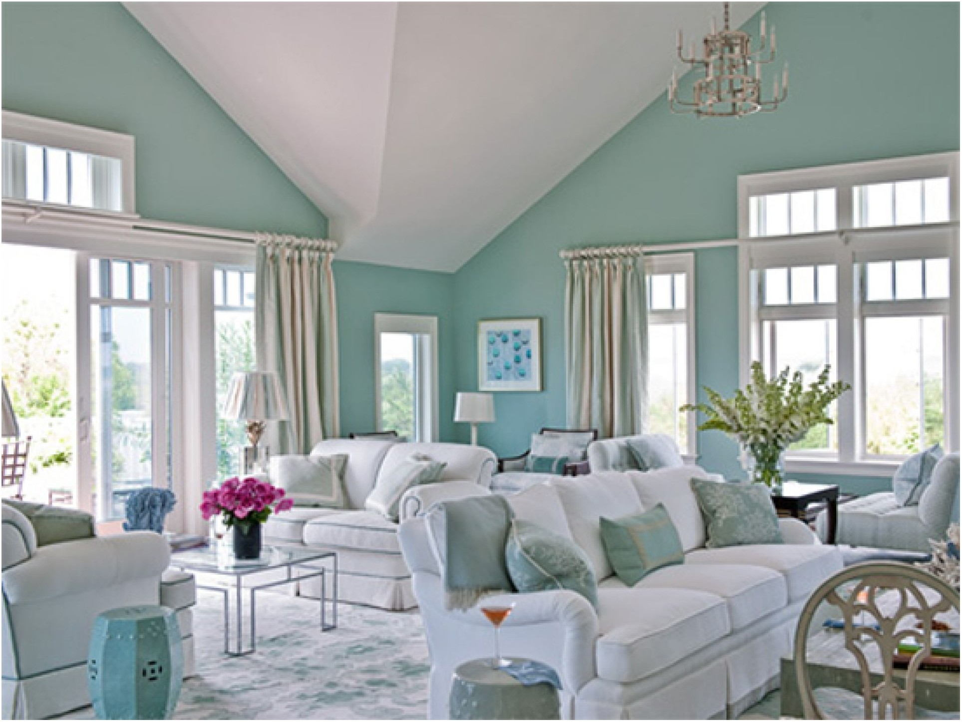Living Room Paint Color Trends 2015