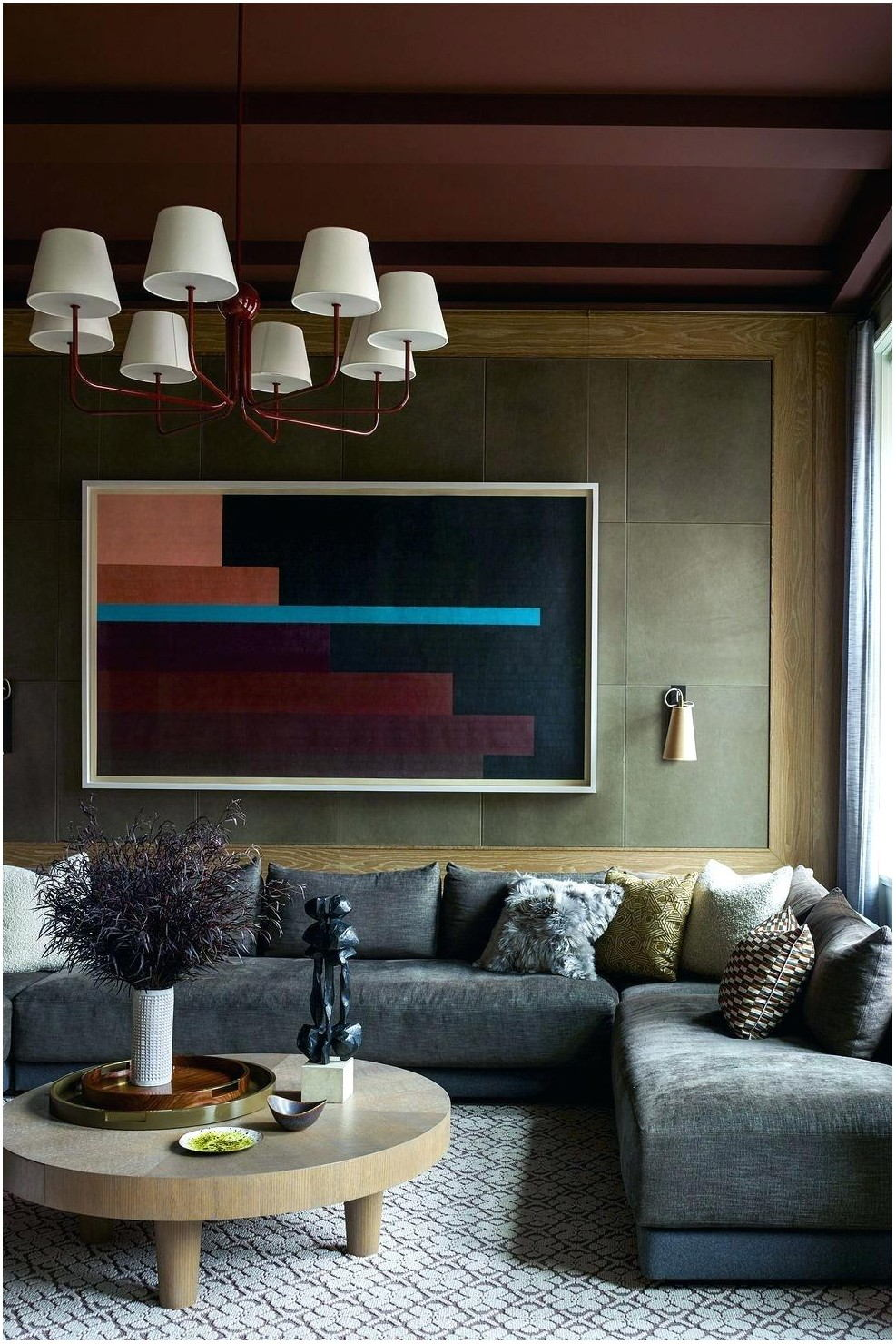 Living Room Paint Colors With Green Furniture
