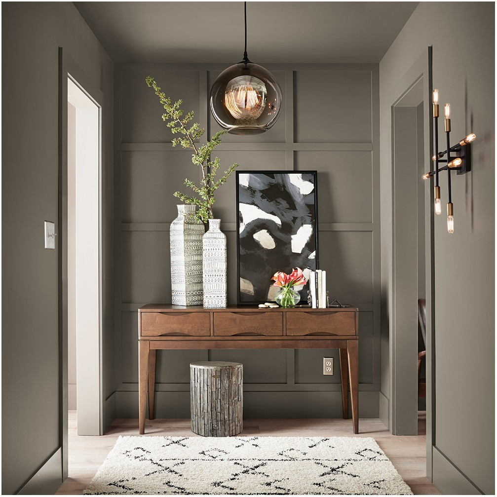 Paint Finish For Living Room Walls