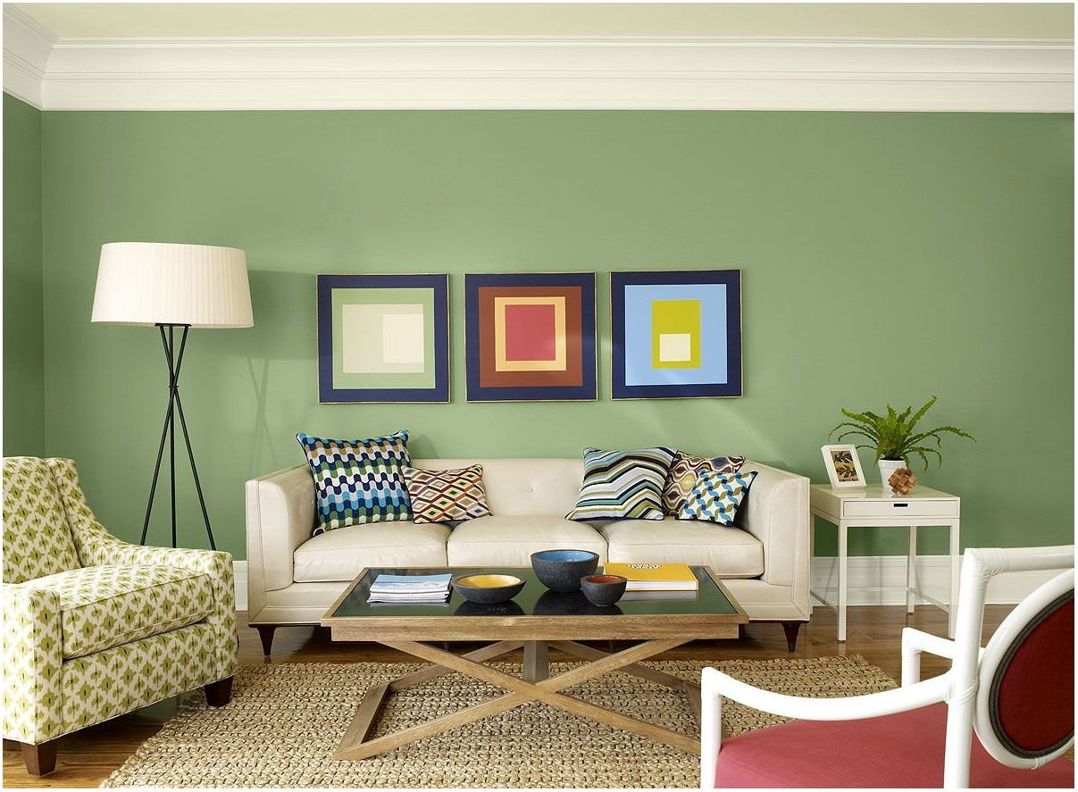 Pictures Of Living Rooms Painted Green