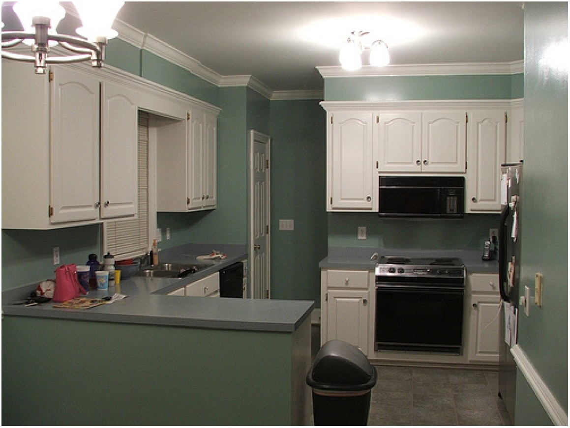 Professional Kitchen Cabinet Painting Living Room
