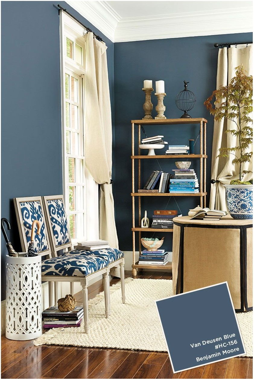 Shades Of Blue Paint For Living Room