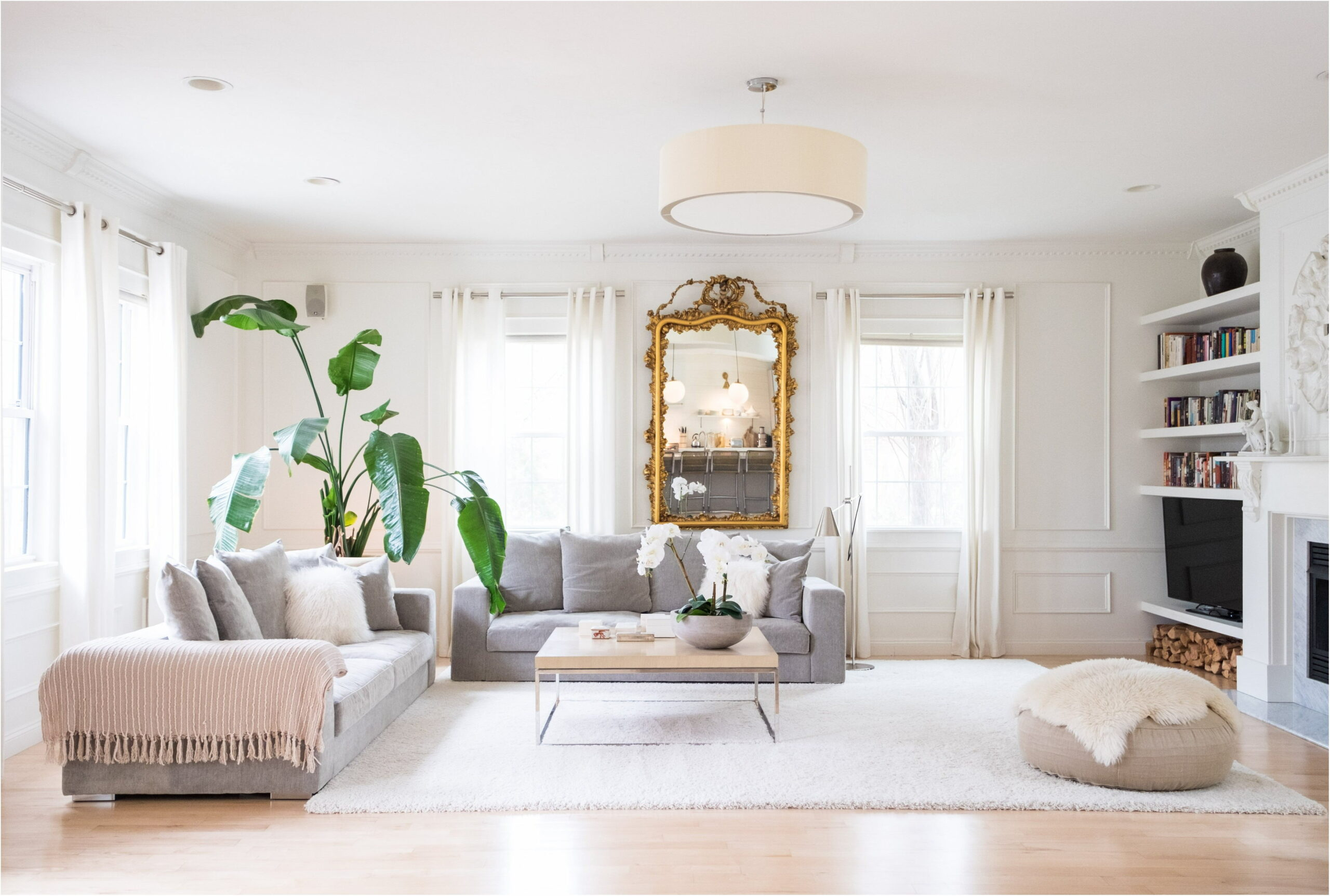Shades Of White Paint For Living Room