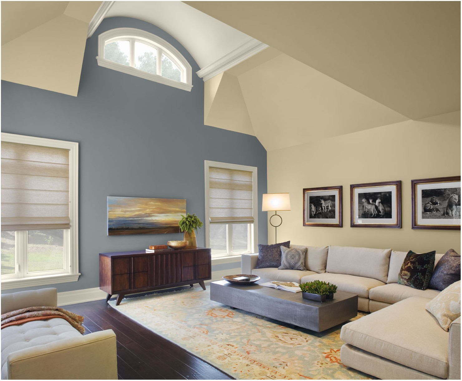 Spa Paint Colors For Living Room