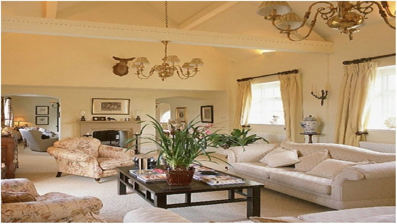 Stone White Paint In Living Room