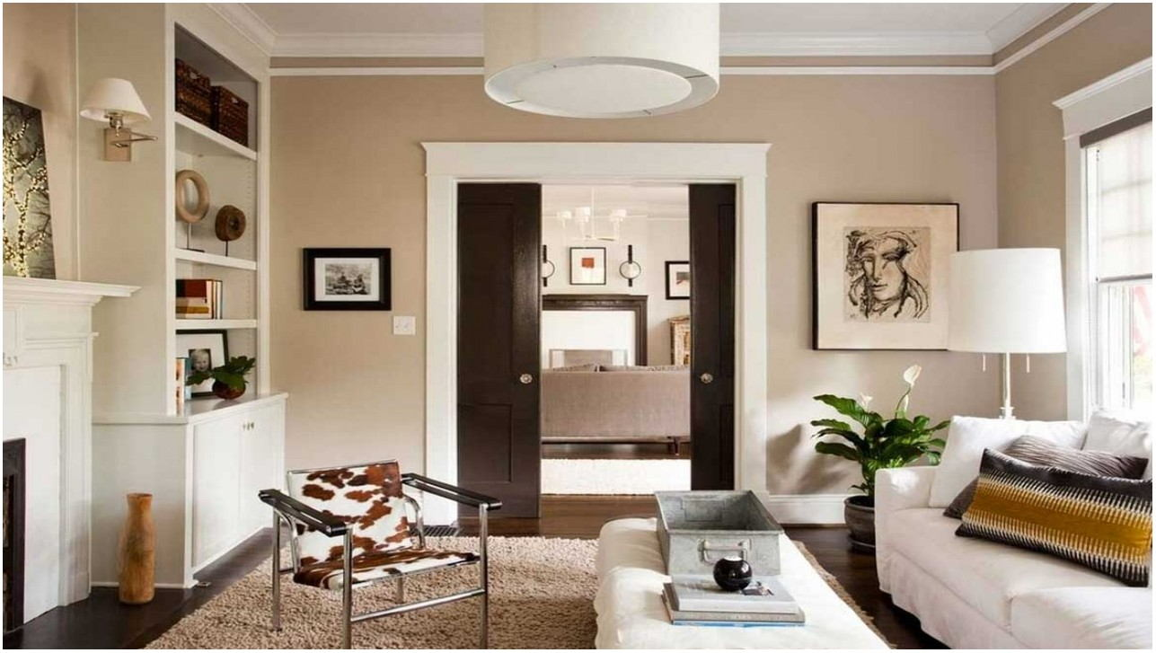 Taupe Wall Paint Living Room