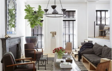 The Living Room Interiors