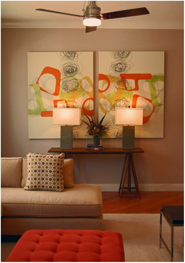 Wall Art Living Room Painting Design