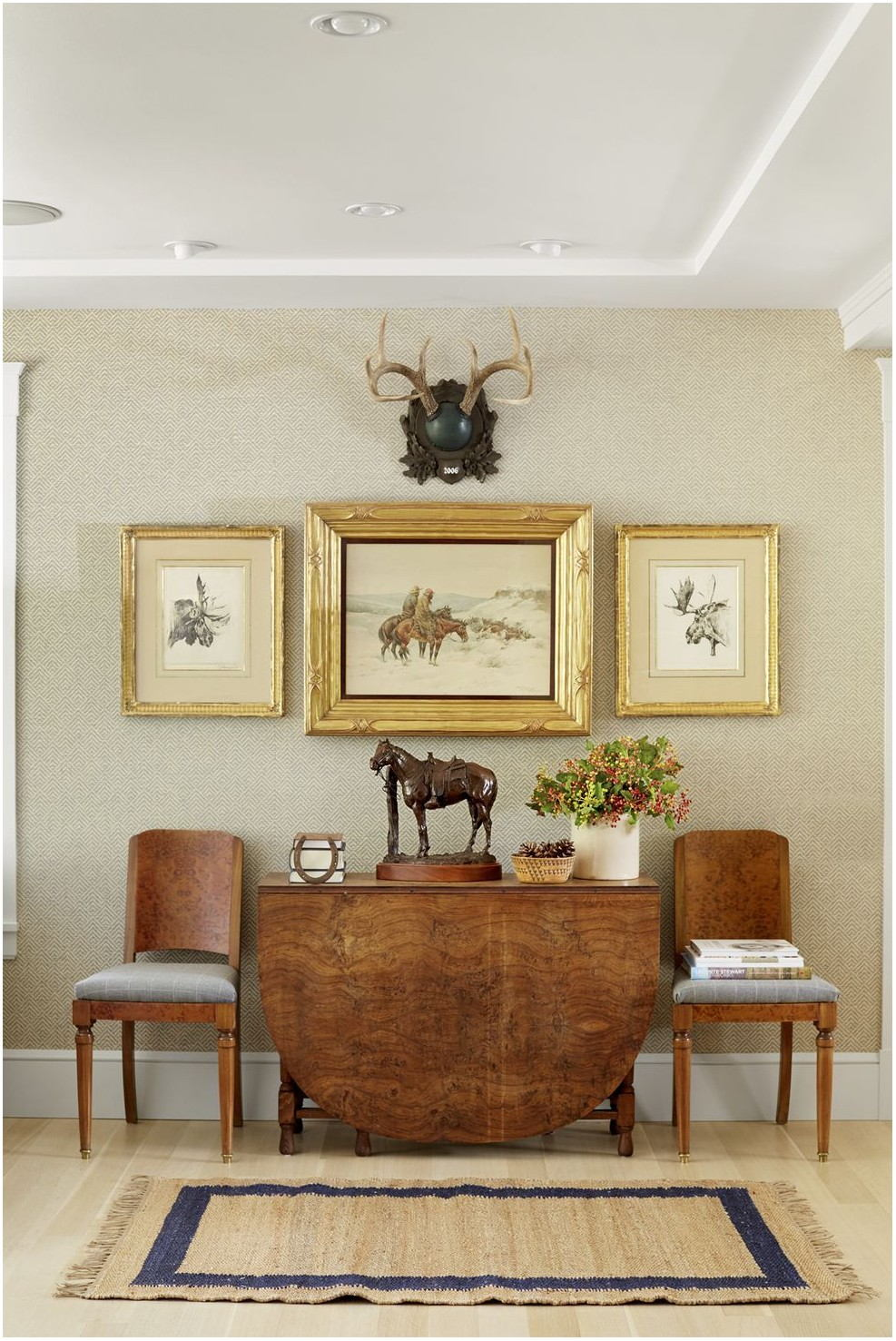 Warm Paint Colors For Small Living Rooms