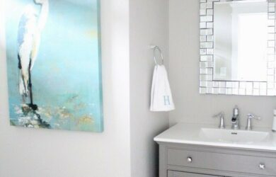 Best White Paint Color For Bathroom Walls
