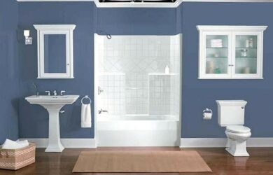 Colors For Small Bathroom Without Windows