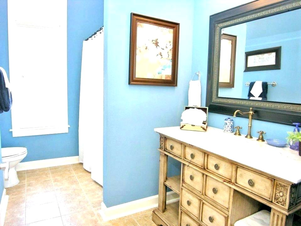 Paint Color For Bathroom With Tan Tile