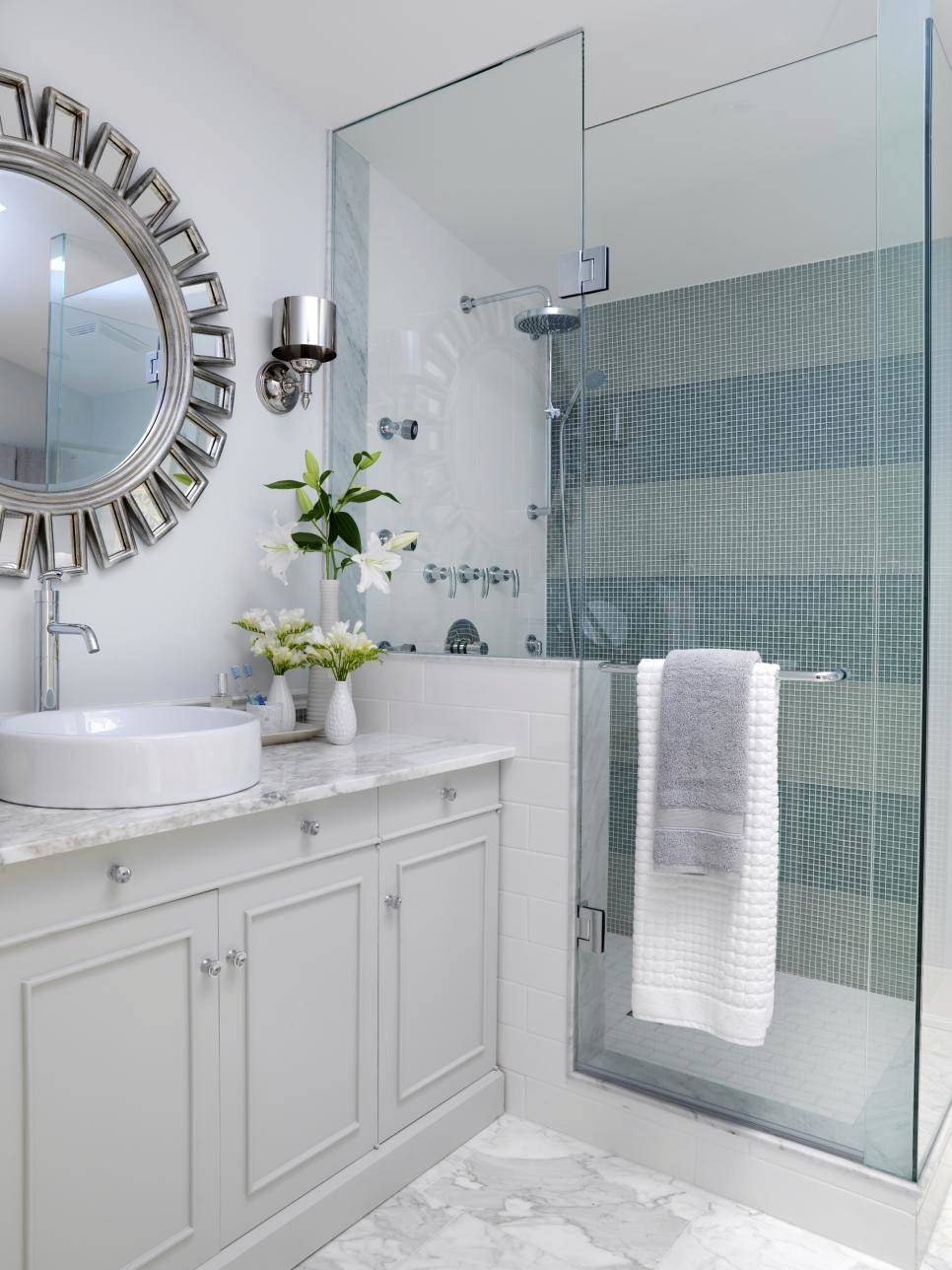 Small Bathroom Designs And Colors