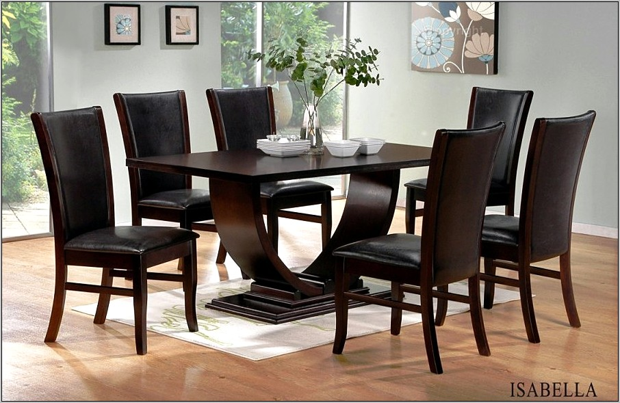 Black And Brown Dining Room Ideas