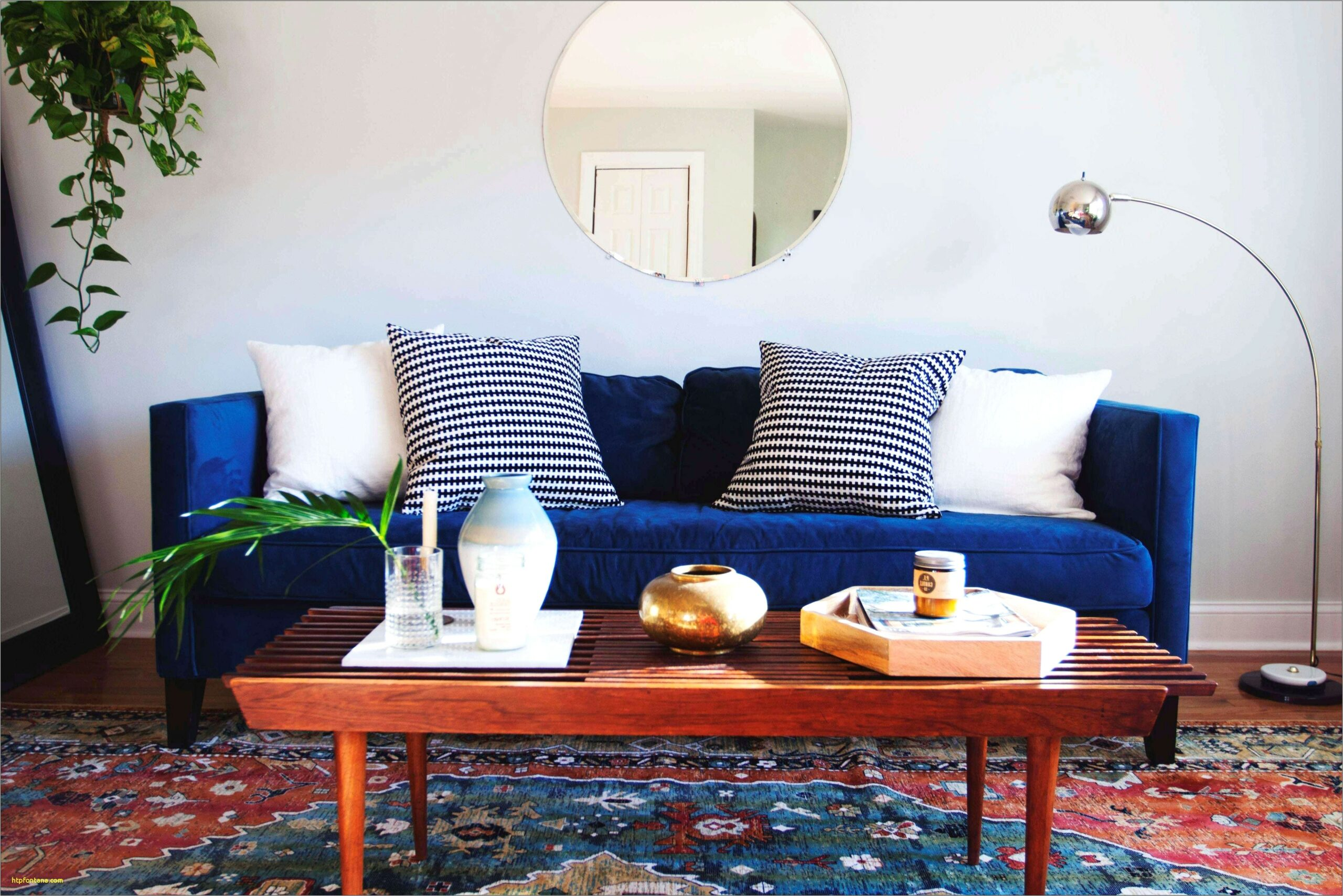 Decorating A Blue Dining Room