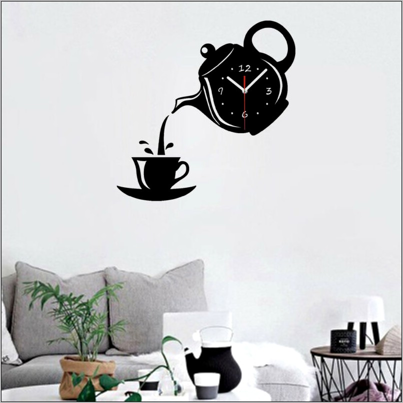 Decorating A Dining Room In Teapots