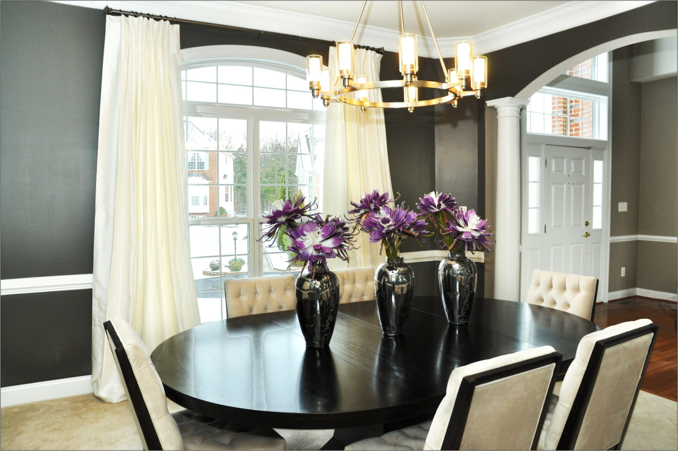 Decorating Dining Room Table Casual Dining