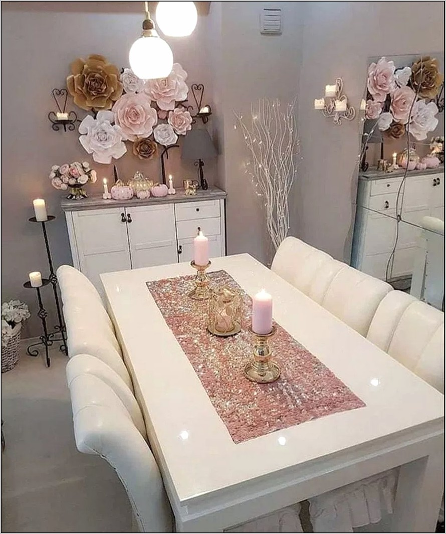 Design Dining Room Table Decor