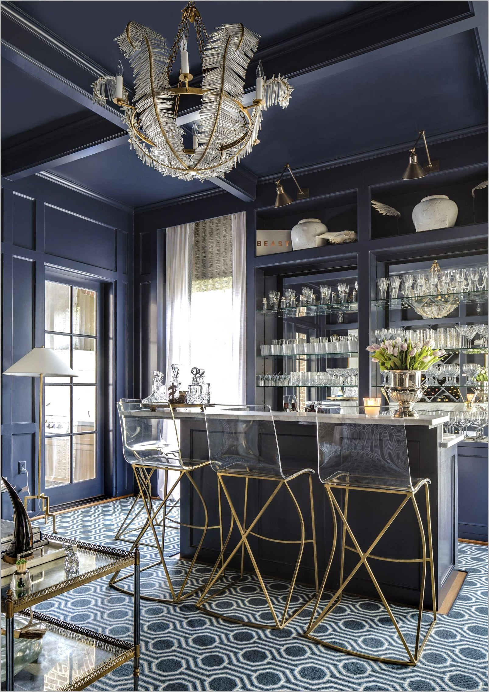 Dining Room Bar Decorating Ideas