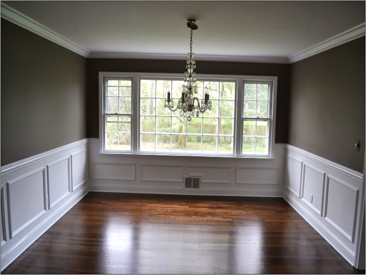 Dining Room Ceiling Molding Ideas