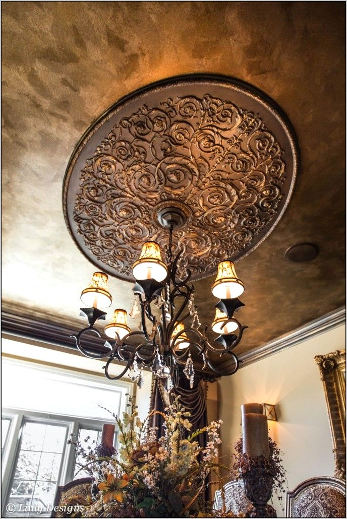 Dining Room Ceilings Ideas For Tuscan Style