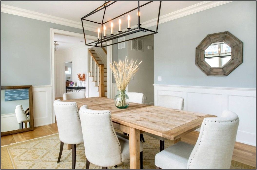 Dining Room Decor With Spices