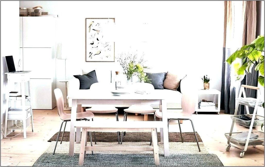 Dining Room Ideas With Bench Seating