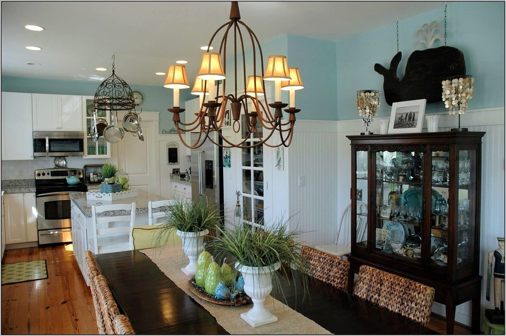 Dining Room Ideas With Chandelier