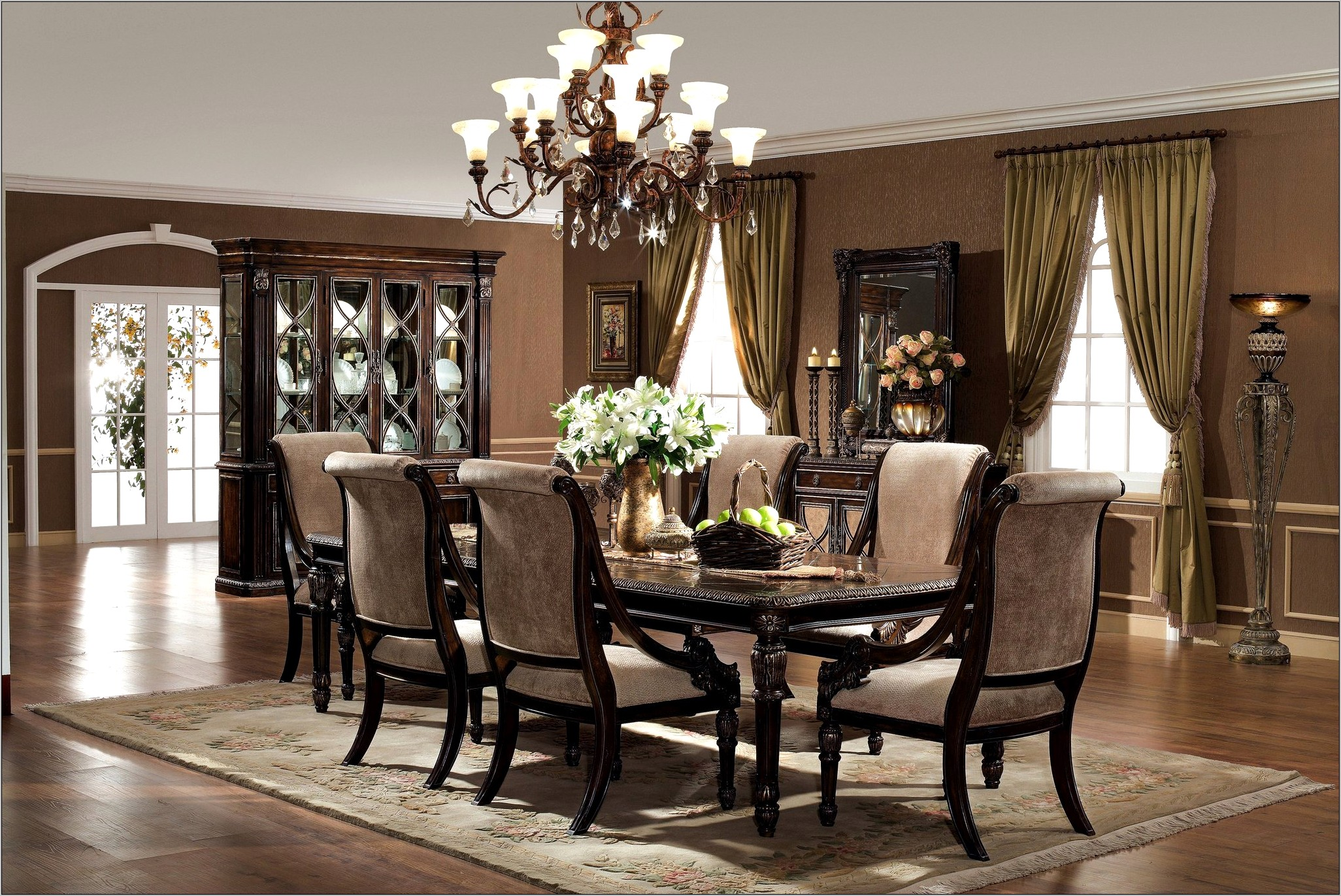 Dining Room Traditional Furniture Ideas