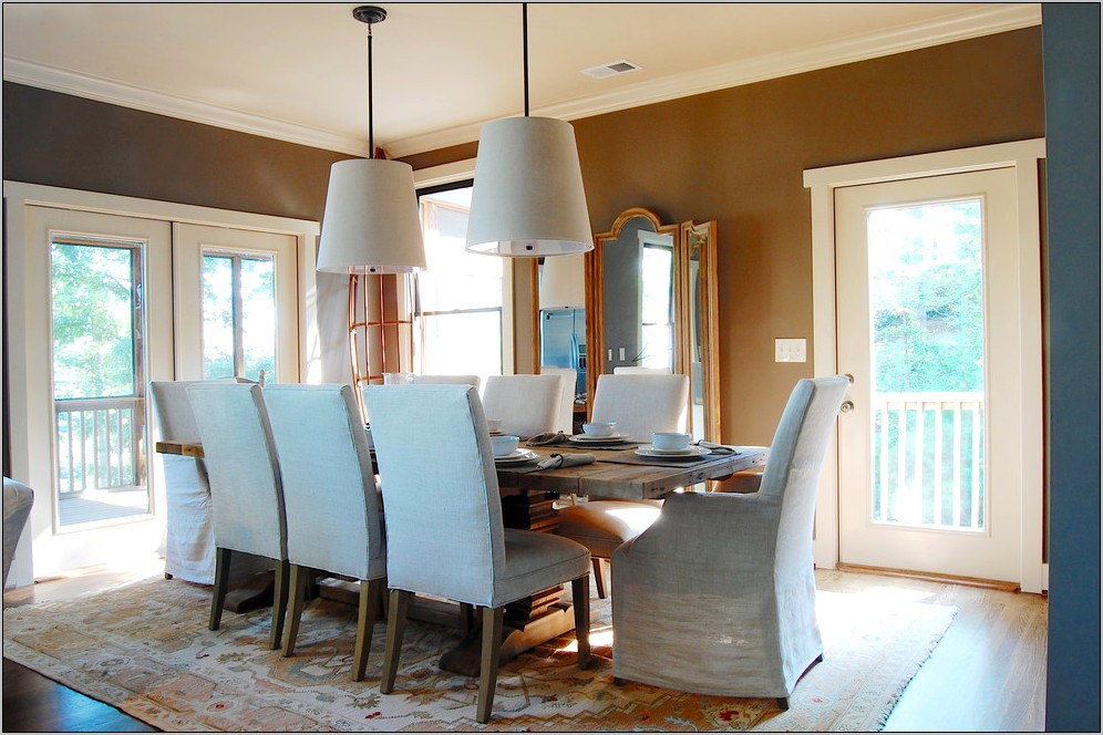 Dining Room With Laminate Flooring Ideas