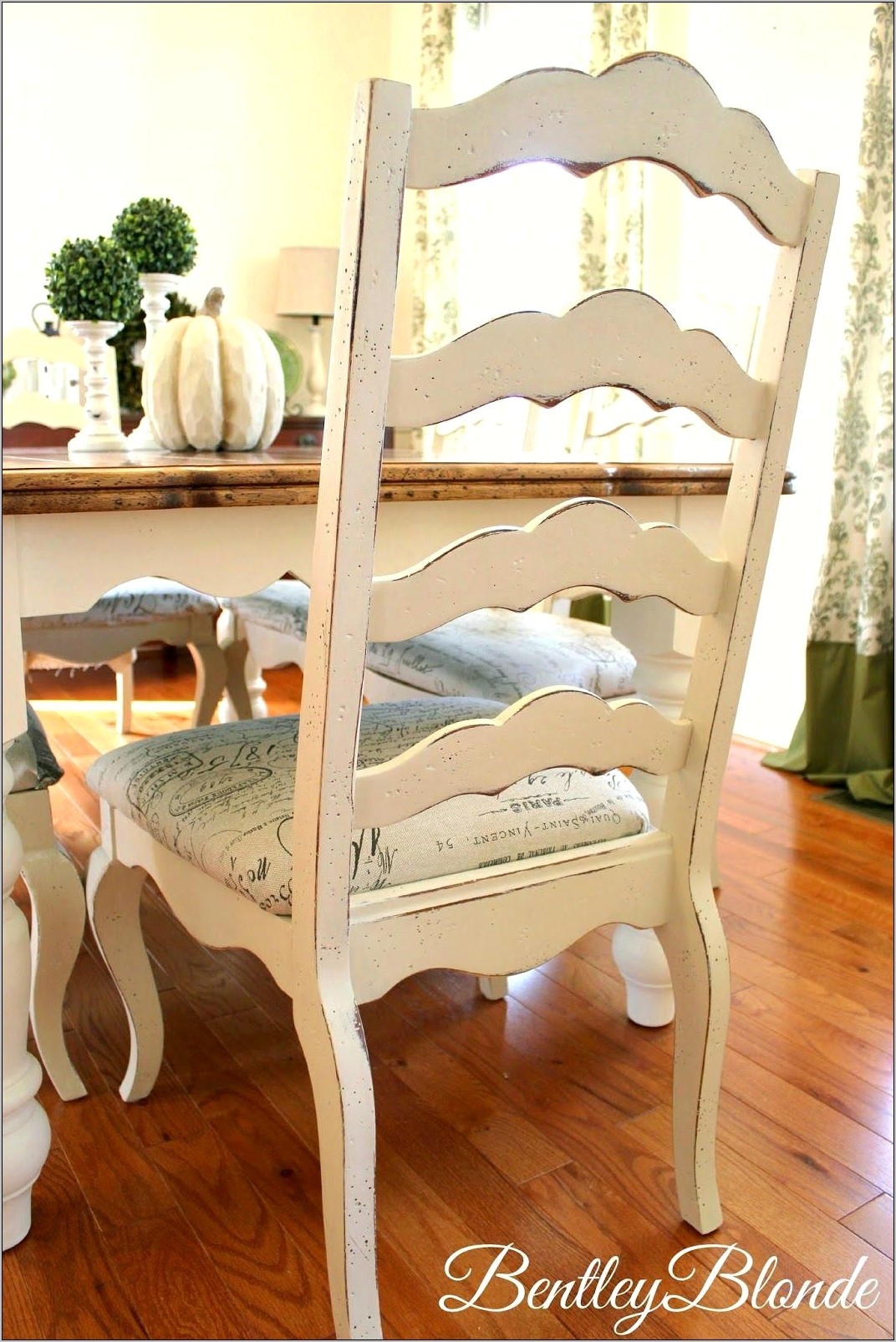 Diy Dining Room Chairs Decorative