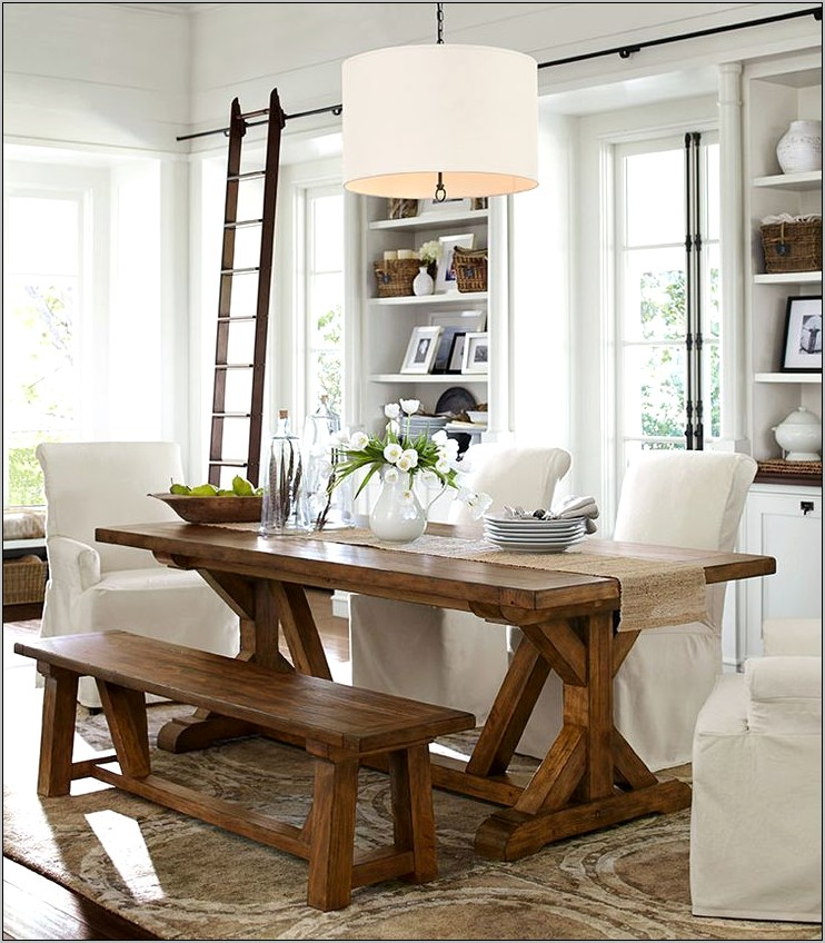 Hamptons Style Dining Room Ideas