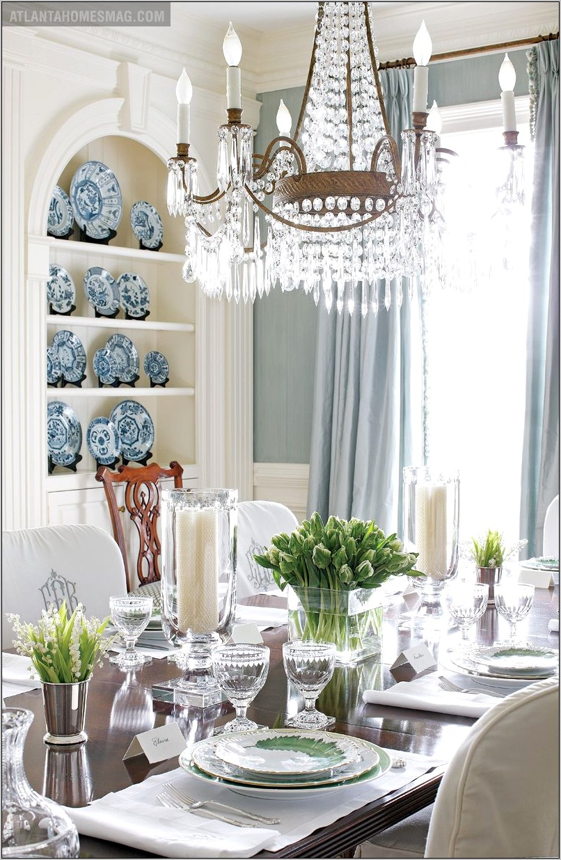 House And Garden Dining Room Ideas