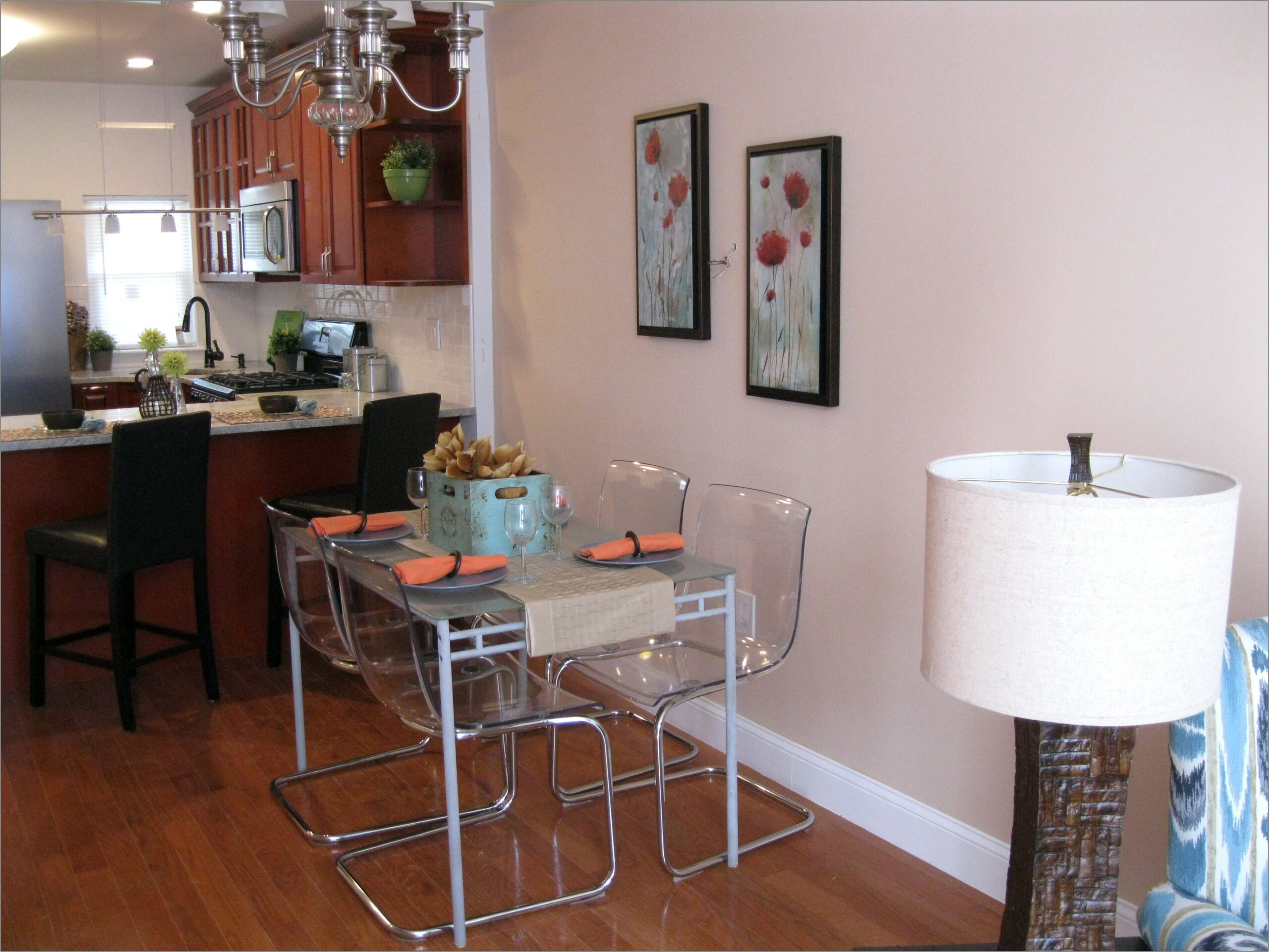 Ideas For Small Living Dining Rooms