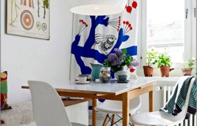 Ideas For Small Square Dining Room