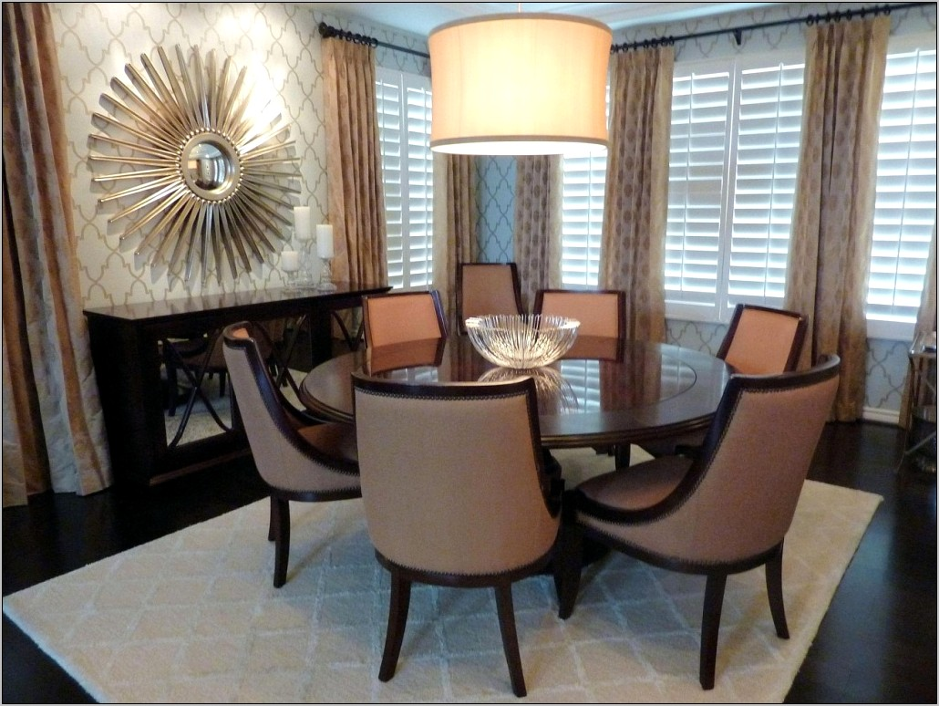 Images Of Nicely Decorated Dining Rooms