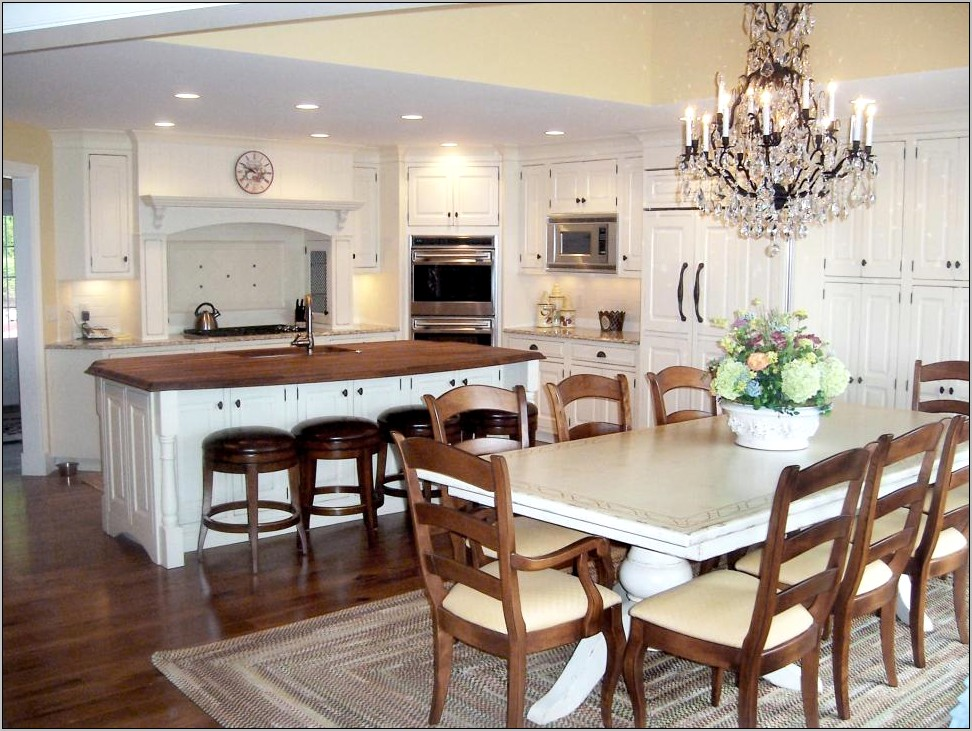 Kitchen Come Dining Room Ideas