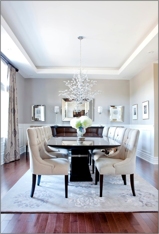 Off White Dining Room Ideas