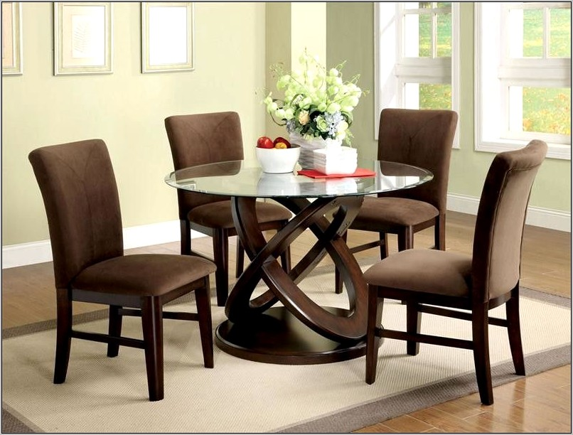 Round Table Dining Room Decor