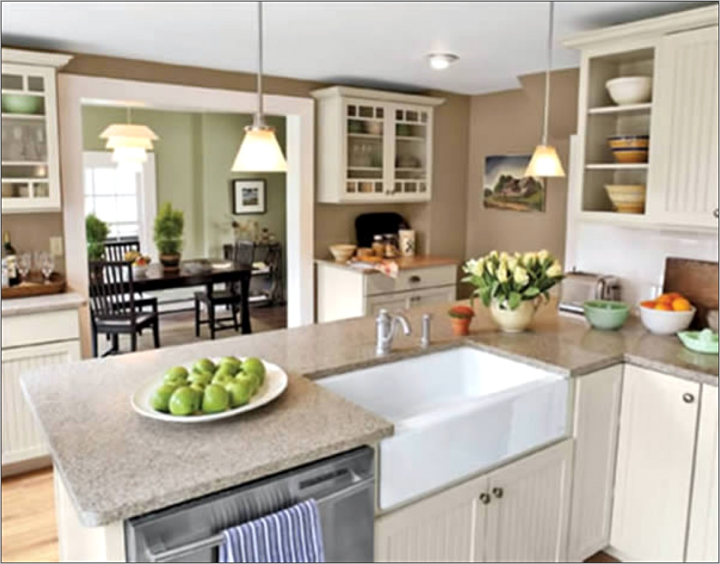 Small House Dining Room Ideas